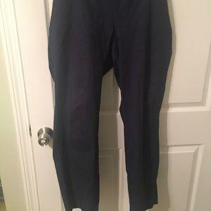 Kim Rogers navy pants